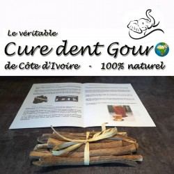 cure dent gouro 50gr